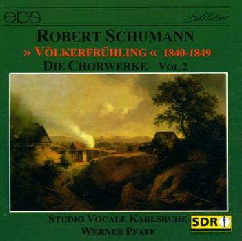 Studio Vocale Karlsruhe - Die Chorwerke Vol. 2 (Völkerfrühling)
