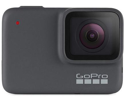 GoPro HERO7 argento