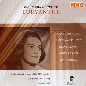 Weber:Sutherland - Eurydante 1955