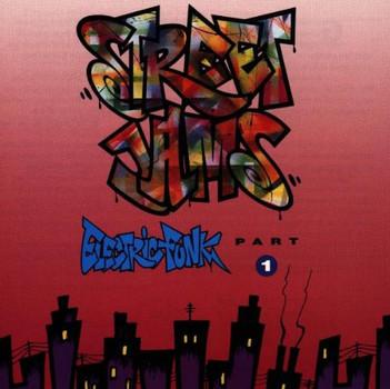 Various - Street Jams-Elec.Funk Vol.1