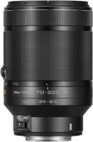 Nikon 1 NIKKOR 70-300 mm F4.5-5.6 VR 62 mm Objetivo (Montura Nikon 1) negro