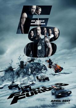 Fast & Furious 8 [2 DVDs, Special Edition, Exklusivprodukt]