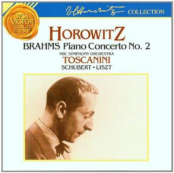 Horowitz - Klavierkonzert 2 / Ungarische Rhapsodie / Imprompt