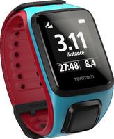 TomTom Runner 2 (taille L) bleu & rouge