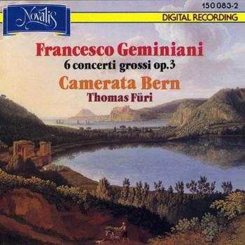 T. Füri - Concerto Grossi Op.3