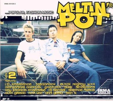 Various - Meltin' Pot Vol.2 CD