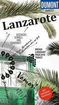 DuMont direkt Reiseführer Lanzarote. Mit großem Faltplan - Verónica Reisenegger  [Taschenbuch]