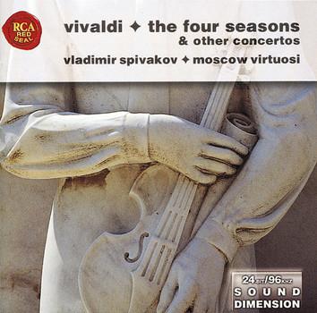 Vladimir Spivakov - 24/96-die Vier Jahreszeiten