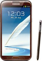 Samsung N7100 Galaxy Note II 16GB marrone