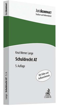 Schuldrecht AT - Knut Werner Lange  [Taschenbuch]