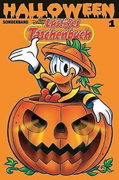 Lustiges Taschenbuch: Sonderband 01 - Halloween [Taschenbuch]
