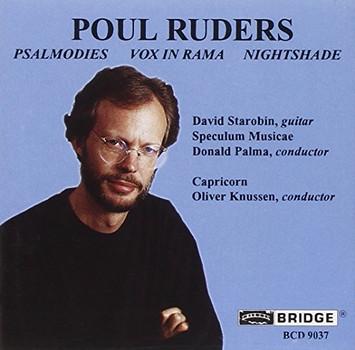 Knussen - Psalmodies / Vox in Rama / Nightshade
