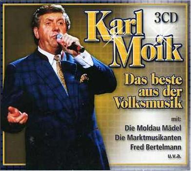 Karl Moik - Das Beste aus der Volksmusik