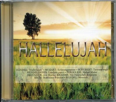 HALLELUJAH - Geistliche Gesänge * Ave Maria und andere
