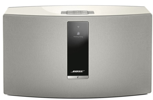 Bose SoundTouch 30 Series III wireless music system blanc