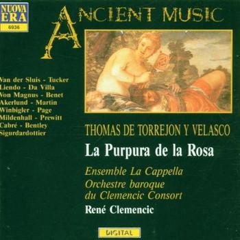 Ens.Vocal la Capella - Velasco: La Purpura de la Rosa (Gesamtaufnahme)