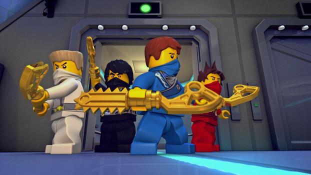 Lego Ninjago - Staffel 7.1