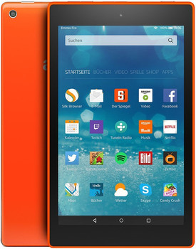"Amazon Fire HD 8 8"" 8GB [wifi, model 2015] oranje"