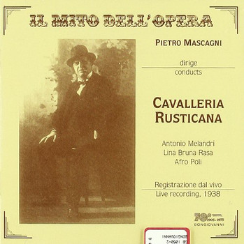 Ital.Oland Opera Orch. - Cavalleria Rusticana