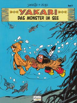 Yakari: Band 4 - Das Monster im See - Derib & Job [Broschiert]