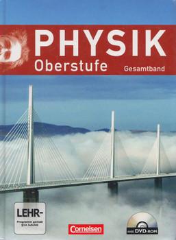 Physik Oberstufe: Gesamtband für die Oberstufe - Bardo Diehl [Gebundene Ausgabe, inkl. DVD-ROM, 3. Auflage 2010]