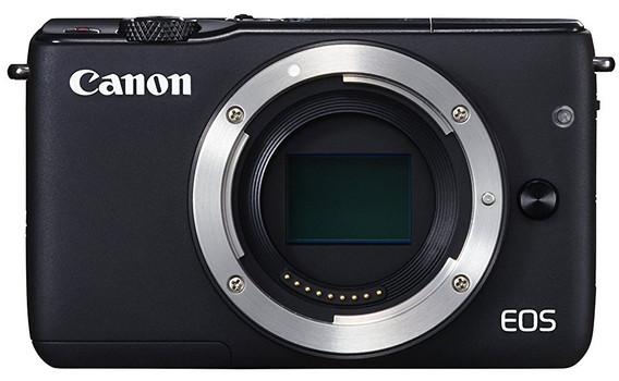 Canon EOS M10 body zwart