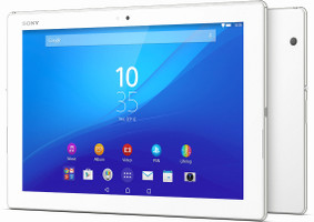 """Sony Xperia Z4 Tablet 10,1"""" 32 Go [Wi-Fi] blanc"""