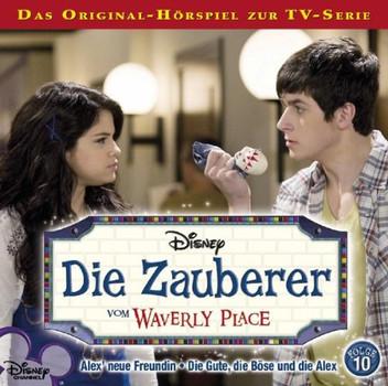 Walt Disney - Die Zauberer Vom Waverly Place - Folge 10