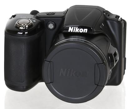 Nikon COOLPIX L830 nero