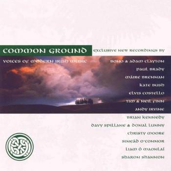 Various - Common Ground - Voices of Modern Irish Music