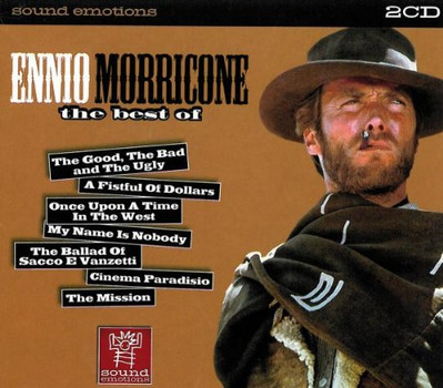 Morricone Ennio - Best of - 2 CD