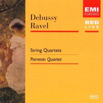 Parrenin Quartett - Streichquartette / Ouvertüre