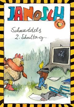 Schnuddels 2. Schultag - Janosch  [Taschenbuch]
