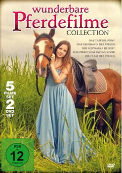 Wunderbare Pferdefilme Collection [2 Discs]