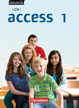 English G Access - G9 - Ausgabe 2019 / Band 1: 5. Schuljahr - Schülerbuch. Kartoniert - Cecile J. Niemitz-Rossant  [Taschenbuch]