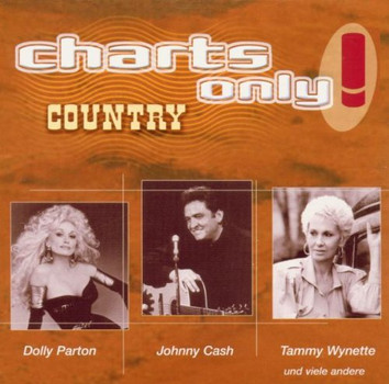 Various - Charts Only-Country