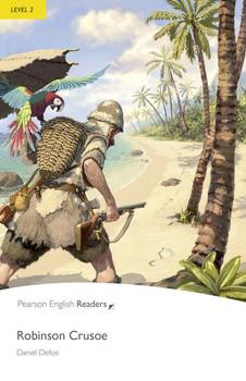 PLPR2:Robinson Crusoe - Daniel Defoe  [Taschenbuch]