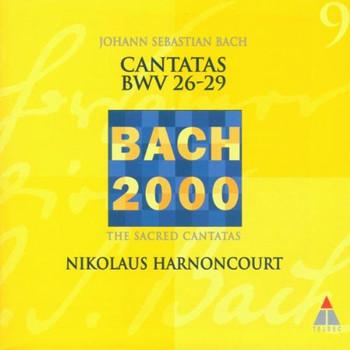 Harnoncourt - Bach 2000 (Kantaten BWV 26-29)