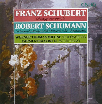 W. Thomas-Mifune - Werke F.Violoncello U.Klavier