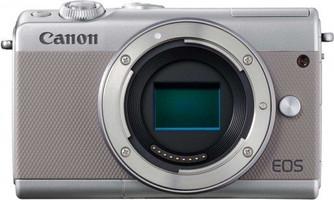 Canon EOS M100 body gris