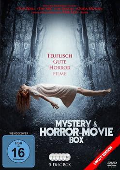 Mystery & Horror-Movie Box [5 DVDs]