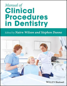 Manual of Clinical Procedures in Dentistry [Taschenbuch]