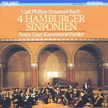 Janos Rolla - 4 Hamburger Sinfonien