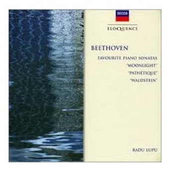 Radu Lupu - Beethoven:Piano Sonata 8/14/21