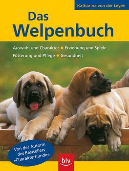 Das Welpenbuch - Katharina von der Leyen