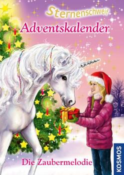Adventskalender - Die Zaubermelodie - Linda Chapman [Gebundene Ausgabe]