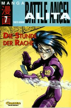 Battle Angel Alita, Bd.7, Die Stunde der Rache - Yukito Kishiro