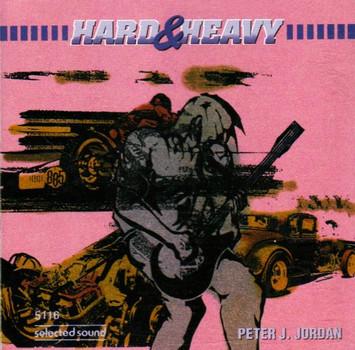 Peter Jordan - Hard & Heavy