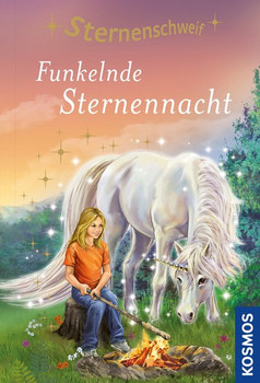 Sternenschweif, 61, Funkelnde Sternennacht - Linda Chapman  [Gebundene Ausgabe]