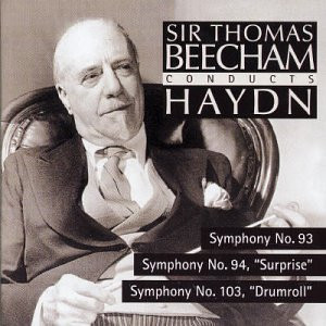 Thomas Beecham - Sinfonien 93,94 & 103